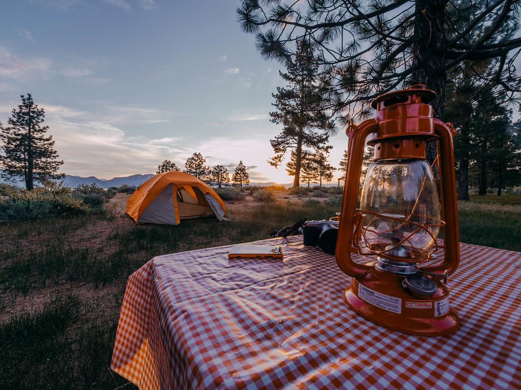 Lake Tahoe Camping-27