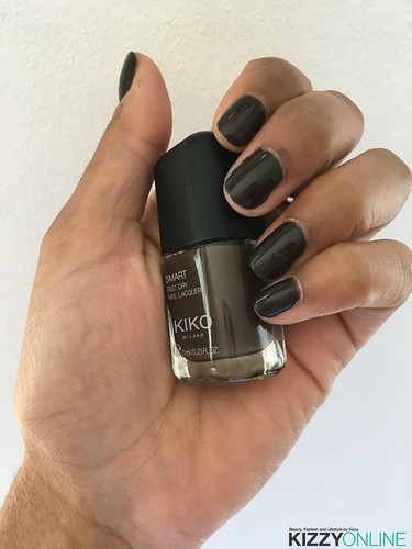 KIKO Milano Cosmetics Nails Nail Polish Smart Lacquer Dark Chocolate 41