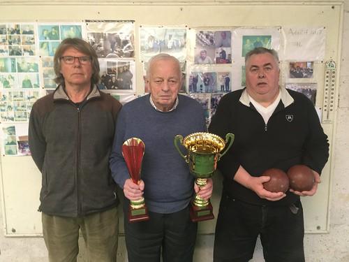 15/04/2017 - Saint Martin des champs : Concours de boules plombées en tête-à-tête