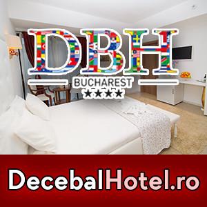 Hotel Decebal Bucuresti