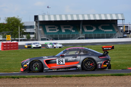 Jimmy Eriksson - Maxi Buhk - Franck Perera, Mercedes-AMG GT3, Blancpain GT Series Endurance Cup, Silverstone 2017