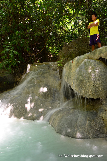 halfwhiteboy - aguinid falls, samboan, cebu 11