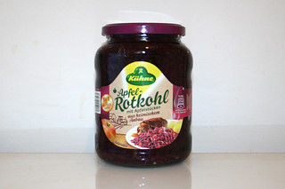 19 - Zutat Rotkraut / Ingredient red cabbage