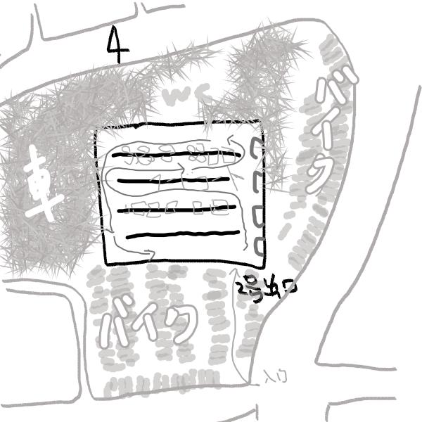 花園夜市マップ 地図