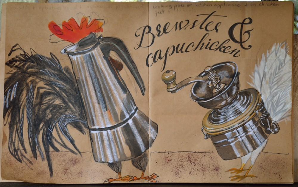 Brewster & Cappuchicken