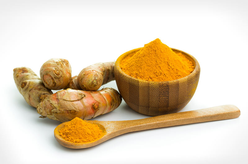 Kunyit salah satu tanaman yang sering dijadikan obat herbal