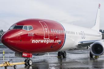 Norwegian B737-800 (Boeing)