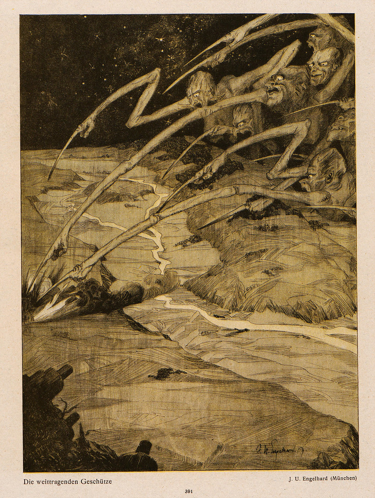 J. U. Engelhard - Far Reaching Protection, 1918