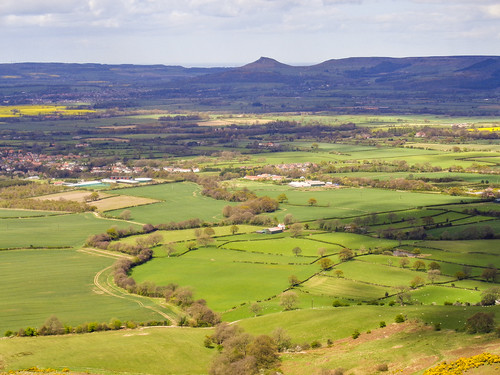 The view from Cold Moor