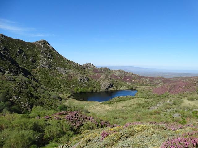 Laguna de Ocelo en A Veiga