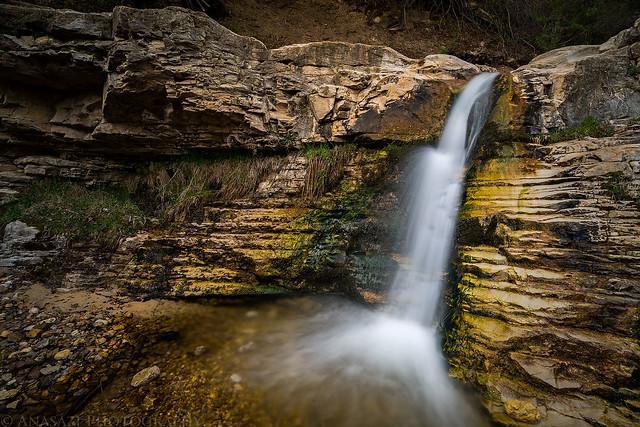Ely Creek Falls