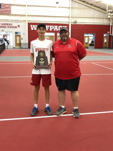 2017-05-13 NCHSAA Boys Tennis 2A Individual
