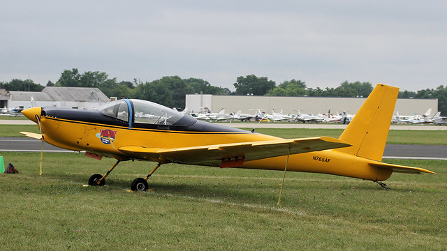 N765AF