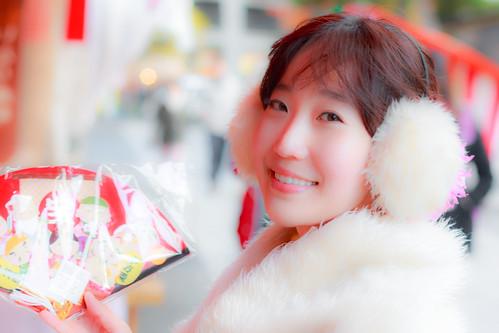 【旅遊】這是真的! 瞬間變身萬人迷— Rose 京都 和服一日散策「岡本和服」(上)