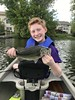 Nothing better than seeing a bright smile from a young angler with his big fish! @parker_halll @take_me_fishing #takemefishing