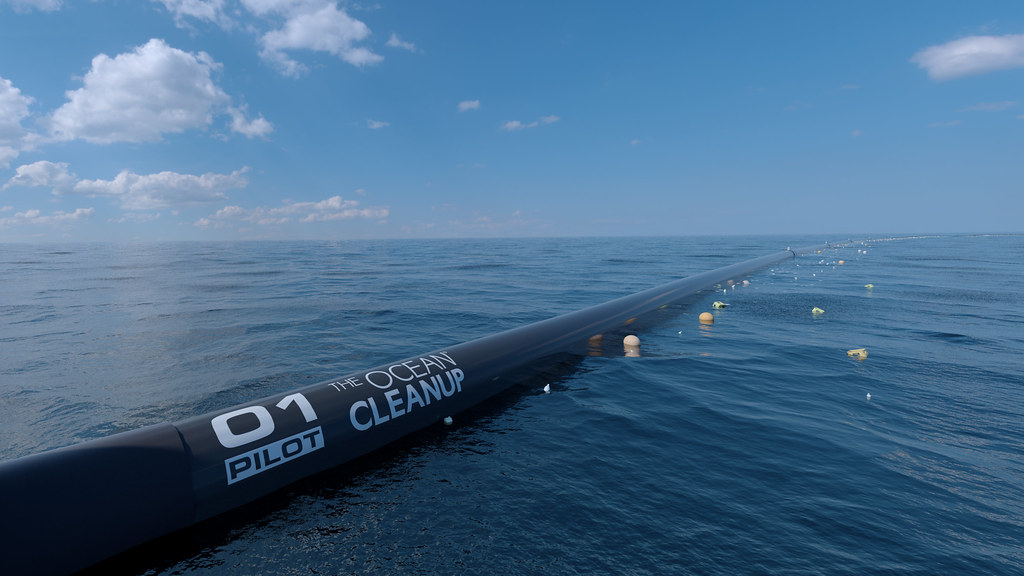 By Erwin Zwart/The Ocean Cleanup