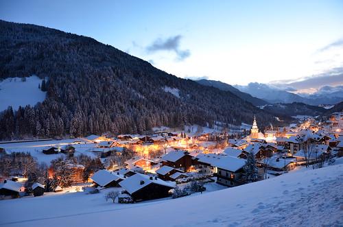 Le grand bornand profitez des plus belles photos de la - Office du tourisme le grand bornand village ...