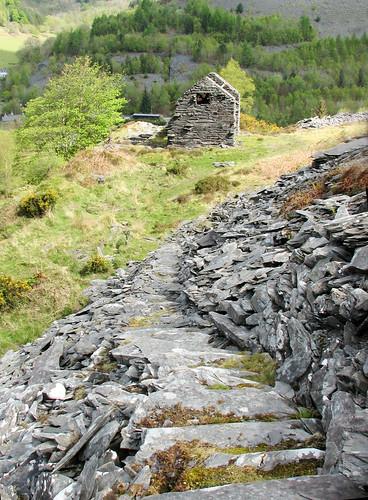 Slate path