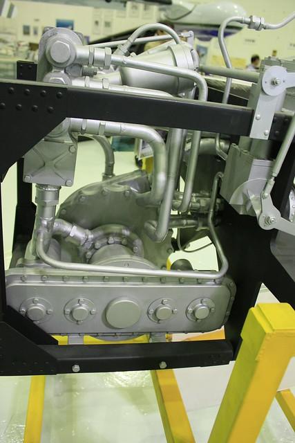 秋水 特呂二号ロケットエンジン IMG_5286