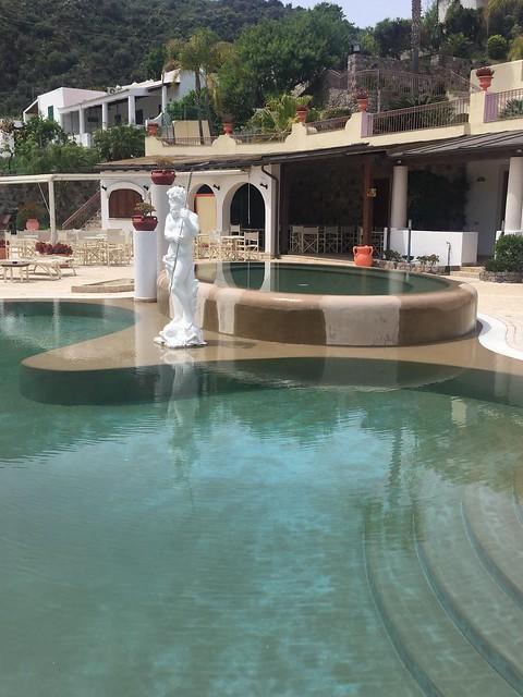 Hotel Tritone, Lipari
