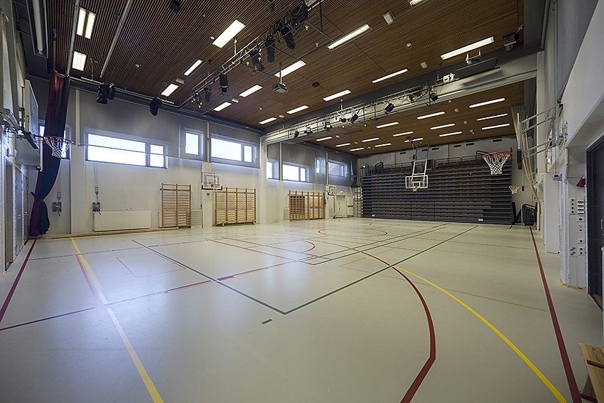 Kuva toimipisteestä: Ymmerstan koulu / Liikuntasali