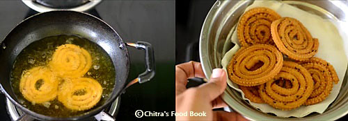 Easy Chakli recipe - Instant chakli recipe