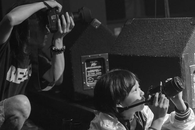 JIMISEN live at 獅子王, Tokyo. 05 May 2017 -00085
