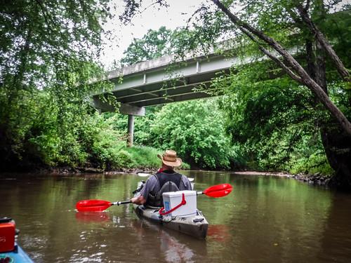 New Bradley Bridge on Long Cane Creek-001
