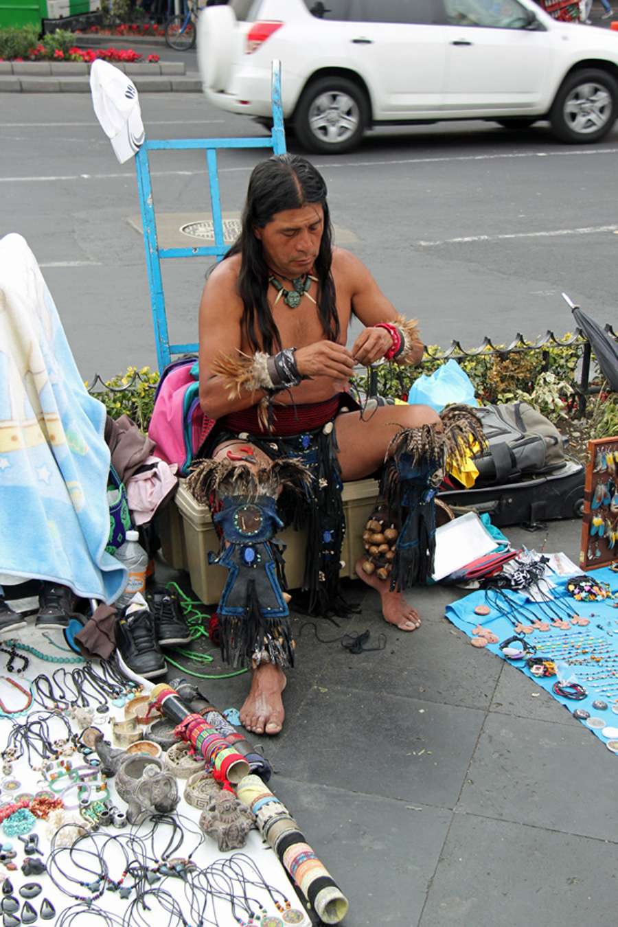 MexicoCity_kaupustelija