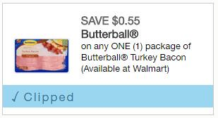 Deal on Butterball Turkey