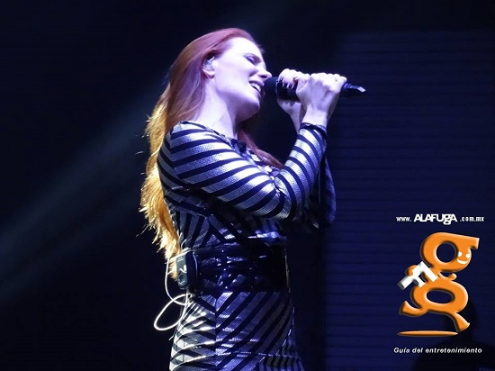 Epica - Teatro Diana - Guadalajra, Jalisco, México. (13-Mayo-2017)