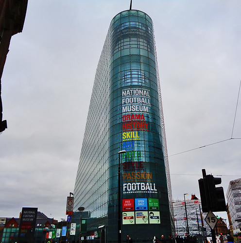 National Football Museum 01 | by worldtravelimages.net