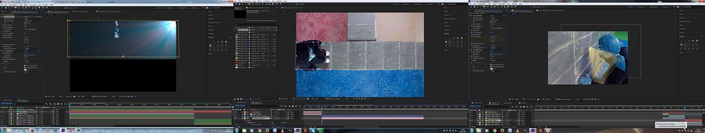 Editing - After Effects - Light and Shadow