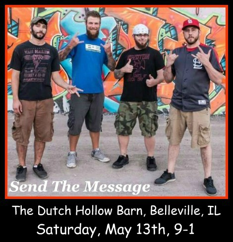 Send The Message 5-13-17