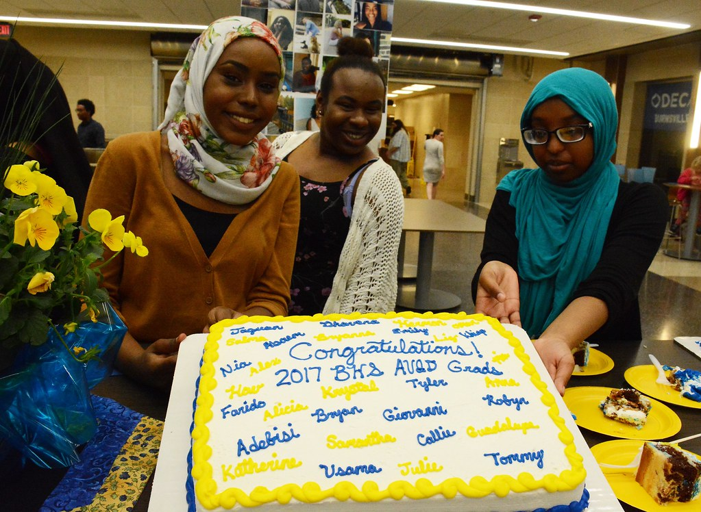 2017 AVID Graduates Celebration
