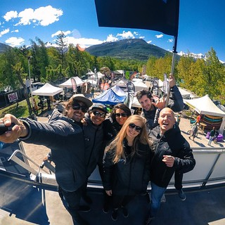 Good vibes with the @gopro crew @outdoormix_festival ✌Already missing that dog truck 😜🐶• 📷 @jossdepfyffer // 3-Way + Timelapse@mode#CaptureDifferent #gopro #goprophotography #HERO5 #GoProFr  ‪#outdoormix‬ ‪#festival | by romainworldtour