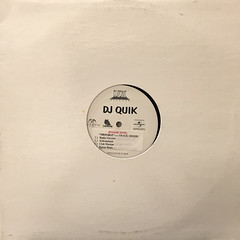 DJ QUIK:TROUBLE(JACKET A)
