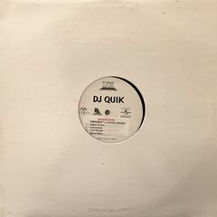 DJ QUIK:TROUBLE(JACKET A)