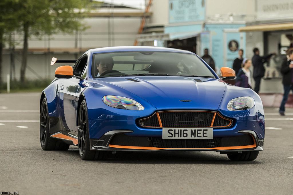 Aston Martin Vantage Gt8 Photocutout Flickr