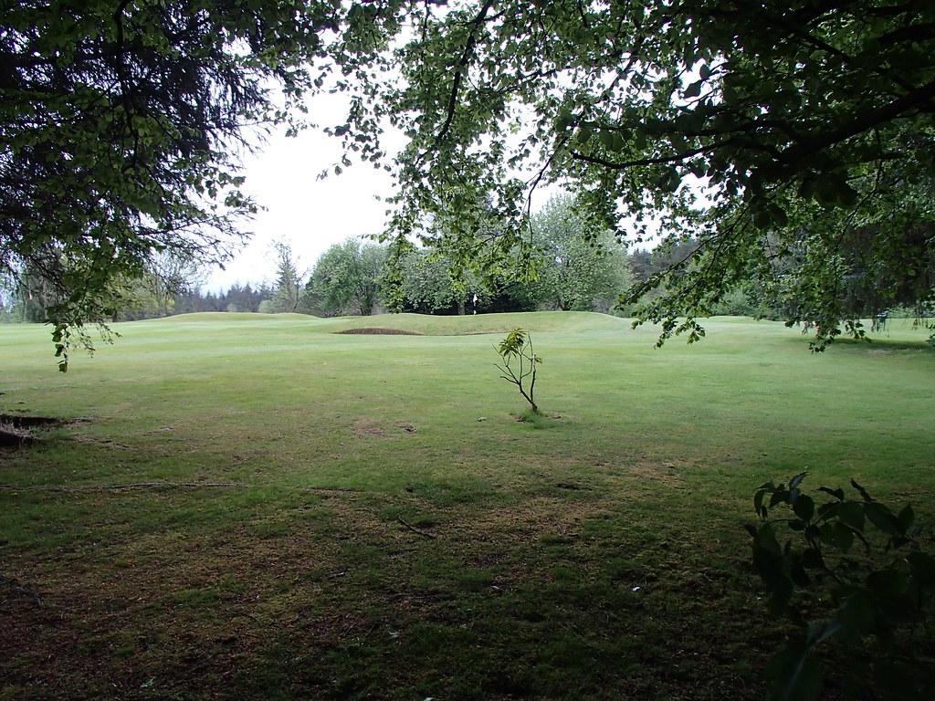 Golfgreen för abstinens
