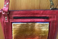 Red bag top