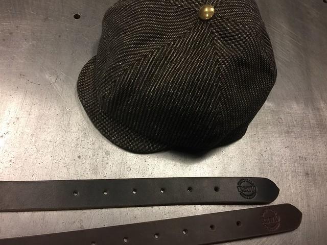 Casquette & Belt