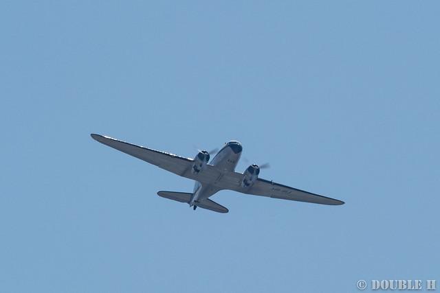 BREITLING DC-3 over Osaka City (19)