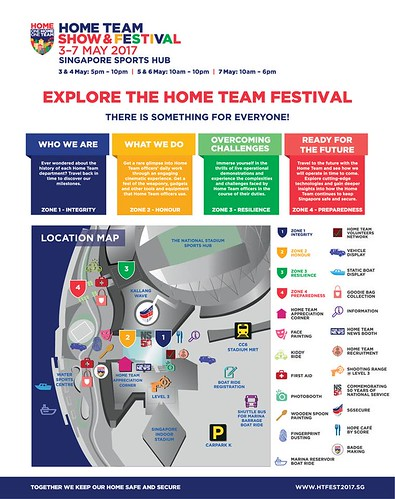 2017 Hometeam Festival map | by xtemujin
