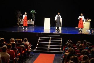 27-04-2017 - Spectacle au théâtre d'Anzin dans le cadre du CLEA