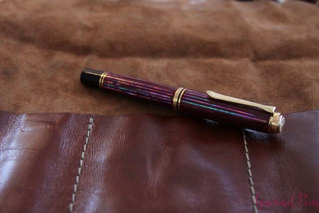 Review Pelikan Souverän M1000 Sunrise LE Fountain Pen @Pelikan_Company @vulpennen 17