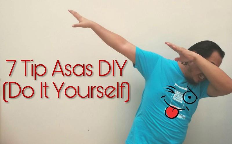 7 Tip Asas DIY