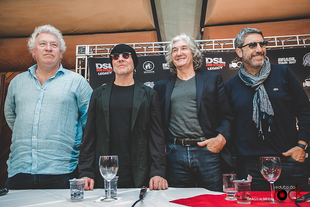 Entrevista do Dire Straits Legacy em SP (Exclusivas)