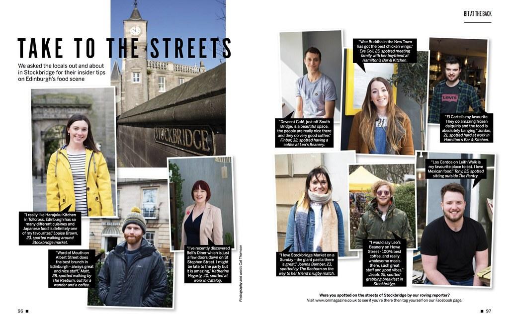 I-on Magazine May 2017