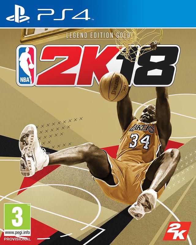 NBA 2K18 выйдет на PS4 в сентябре